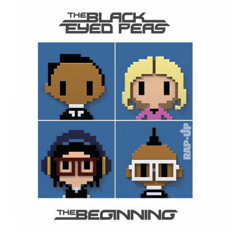 The Black Eyed Peas take it